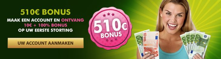 510 bonus goldenvegas.be